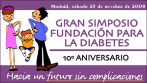 Gran Simposio Fundación para la Diabetes, 10º Aniversario, © Fundación para la Diabetes