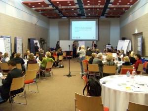 Sessione di lavori del DAWN Youth a Budapest