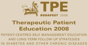 Logo del TPE di Budapest 2008
