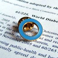 Spilla del diabete