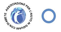 Ecco il nuovo logo della Associazione per l'Aiuto ai Giovani con Diabete di Mantova