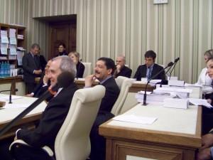 Lo Youth Panel ricevuto in Commissione Igiene e Sanità del Senato