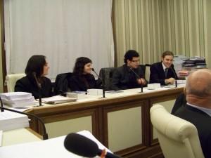 I ragazzi dello Youth Panel in Commissione del Senato