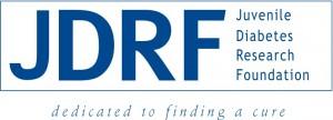 Logo della JDRF