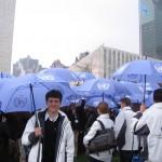 Simone Donadello all'ONU a New York per la Giornata Mondiale del Diabete