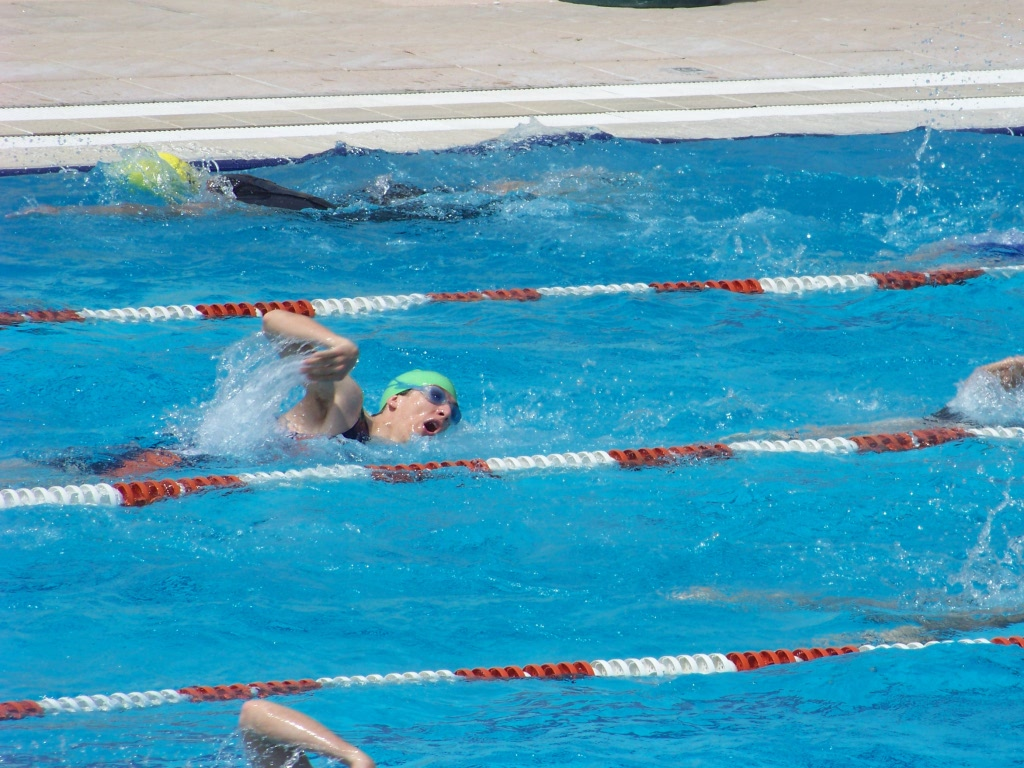 Simone in piscina al triathlon di piacenza sunt diabete - Nuoto in piscina ...