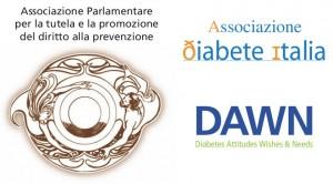I principali attori del Manifesto dei diritti della persona con diabete