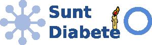 Logo di Sunt Diabete per il suo primo compleanno
