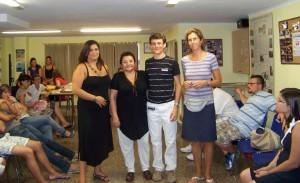 Le associazioni dei giovani con diabete di Castellón e di Mantova si incontrano in Spagna