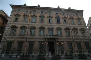 Palazzo Madama - Senato