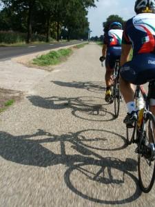 Ciclismo e Diabete lungo le strade dell'Olanda nel 2006