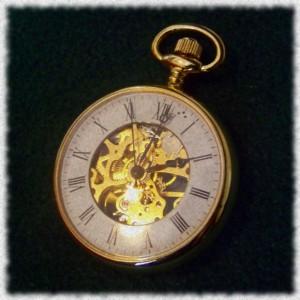 Un orologio: il tempo che passa